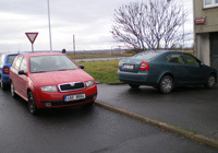 Bureau de location de véhicules à prague