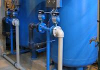 Filtration à sable industrielle