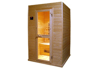 Saunas infrarouges