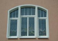 Fenêtres en plastique