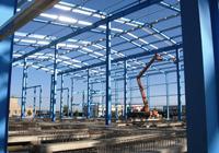 Constructions industrielles clé en main