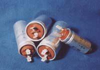 Condensateurs ŕ moteur