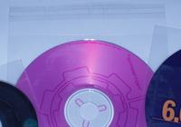 Sacs pour emballage des cd
