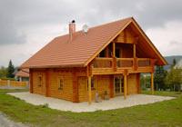 Constructions en bois clé en main