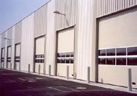 Portes à usage industriel