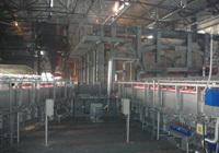 Récipients pour la production du verre