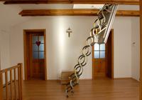 Escalier escamotable de grenier