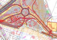 Constructions des voies de transport