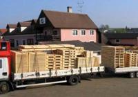 Emballage d'exportation de marchandises