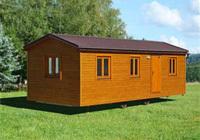 Mobile-homes en bois
