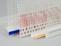 Profilés de construction en plastique