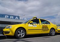 Transport taxi prague