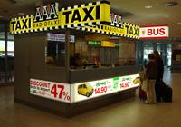 Taxi prague à bas prix